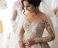 Wedding Dress Price Range Elegant Couture Long Sleeve Wedding Dresses In 2019