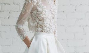 24 Fresh Wedding Dress Separates