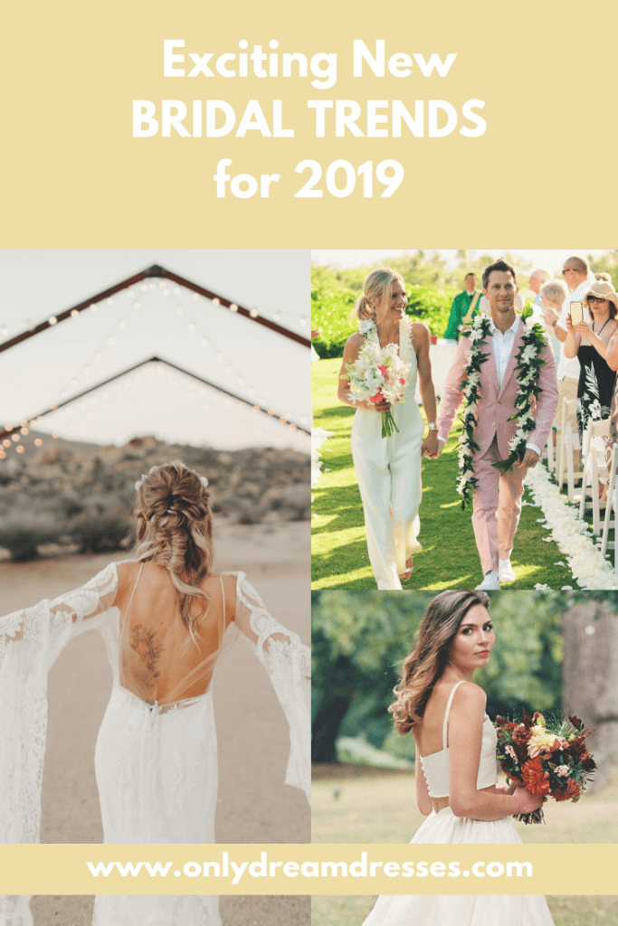 Bridal trends 2019 pic 3