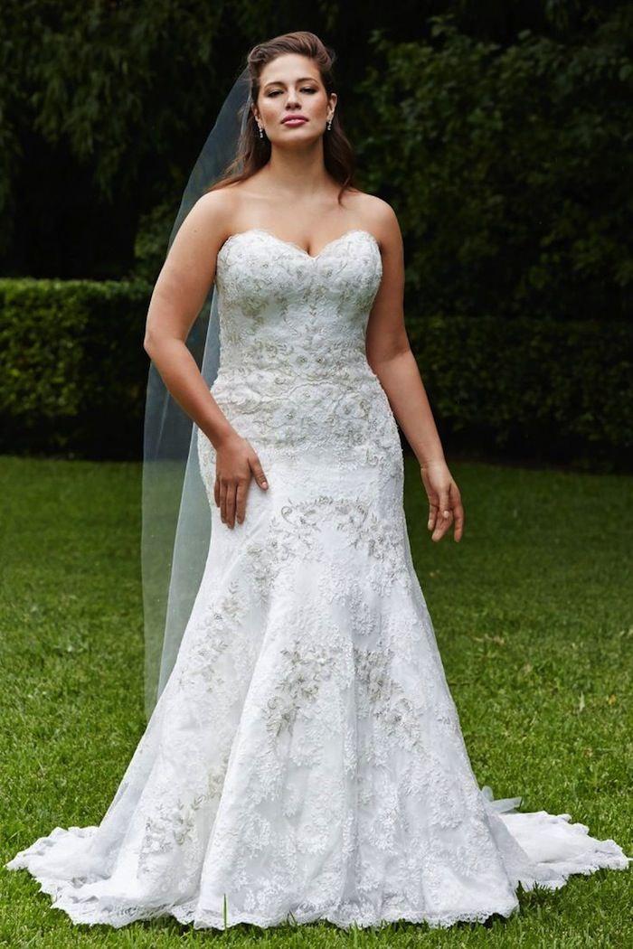 plus size wedding dresses 1b ky