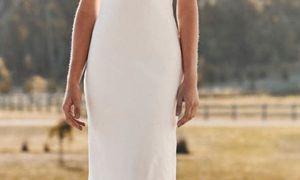 28 Unique Wedding Dress Slip