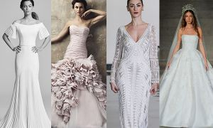 20 Elegant Wedding Dress Style Guide