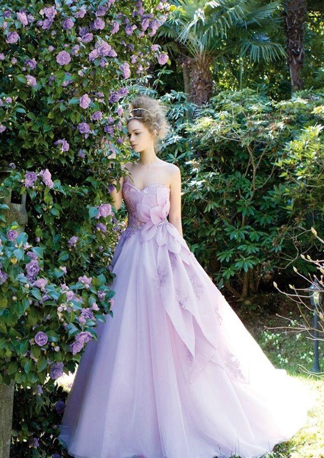 Wedding Dress Style Inspirational Awesome Purple Wedding Dresses – Weddingdresseslove