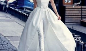 30 Lovely Wedding Dress Suits