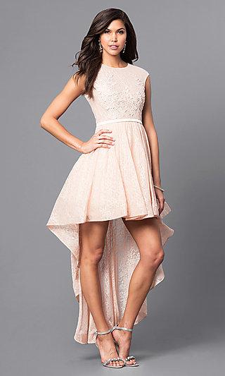 blush dress LP a