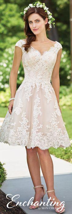 19e44bc558fe1d b eb2e knee length lace wedding dress short gown