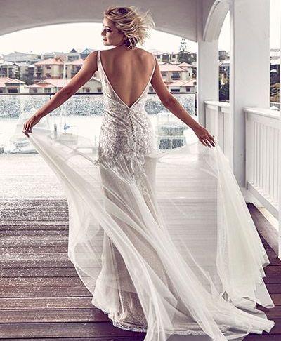 Wedding Dresses Arkansas Fresh top Ten Low Back Wedding Dresses Wedding