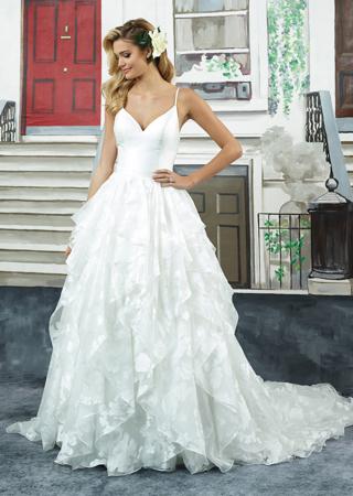 Justin Alexander 169 8948 2 Designer Wedding Dresses I Do I Do Bridal Studio New York New Jersey