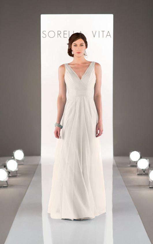 Wedding Dresses Cincinnati Ohio Elegant sorella Vita 8635 Bridesmaid Dress the Knot
