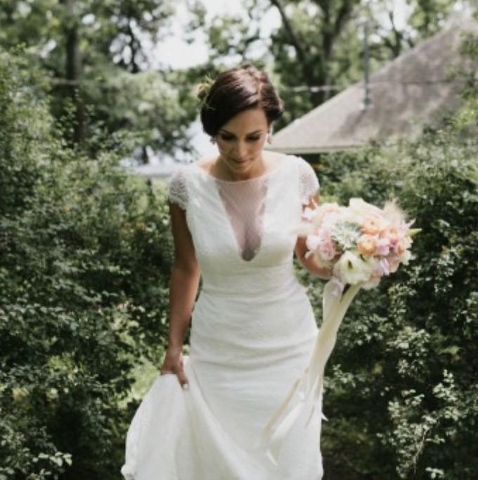 Wedding Dresses Cincinnati Ohio Fresh Amy Kuschel Starr Size 8