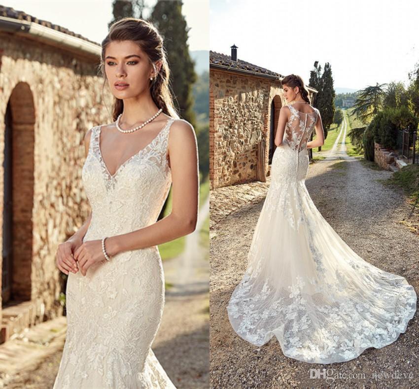 eddy k 2019 wedding dresses western country