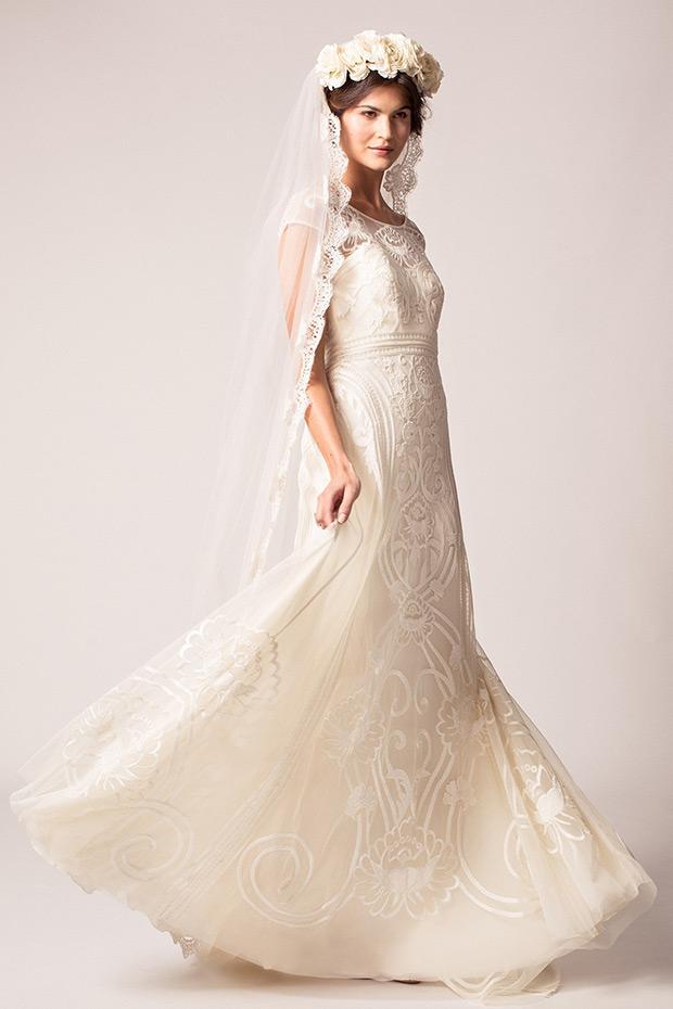 Temperley New York A to Z of wedding dress designers