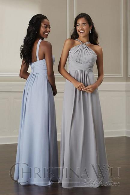 christina wu empire waist bridesmaid dress 01 545