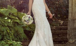 21 New Wedding Dresses Fit and Flare