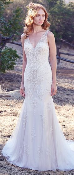 autumn wedding gowns beautiful 441 best fit and flare wedding dresses images on pinterest in 2018