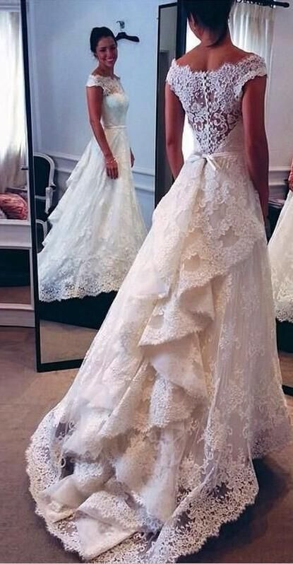 off the shoulder short wedding dress 2016 vintage lace wedding dresses white sheer f the shoulder short gorgeous