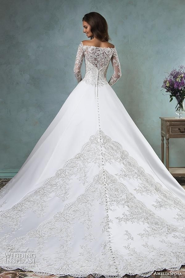 wedding dress 2016 luxury ac289 15 long sleeve satin wedding dress styles for short brides of wedding dress 2016