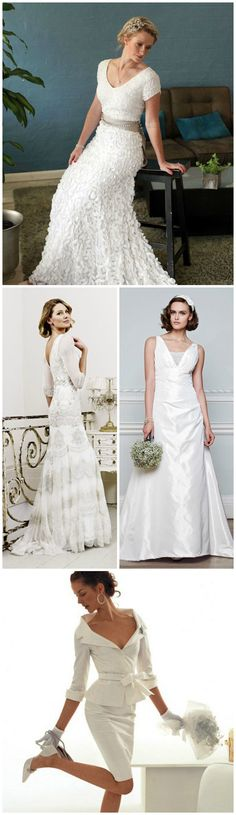 Wedding Dresses for 50 Year Olds Lovely Wedding Dresses for Older Women
