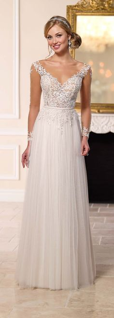 3631acf3797c86ee7c2e0bf1d53d1449 wedding dresses simple elegant gorgeous wedding dress