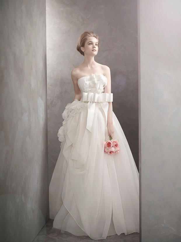 Vera Wang A to Z of wedding dress designers