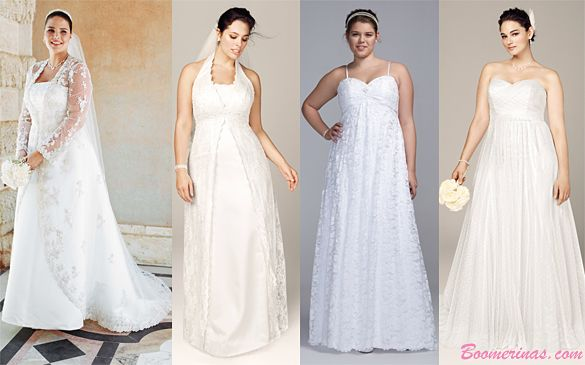Wedding Dresses for Apple Shape Inspirational Wedding Dresses for Your Body Type Apple Shapes & Plus Size