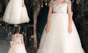 30 Luxury Wedding Dresses for Baby Girls