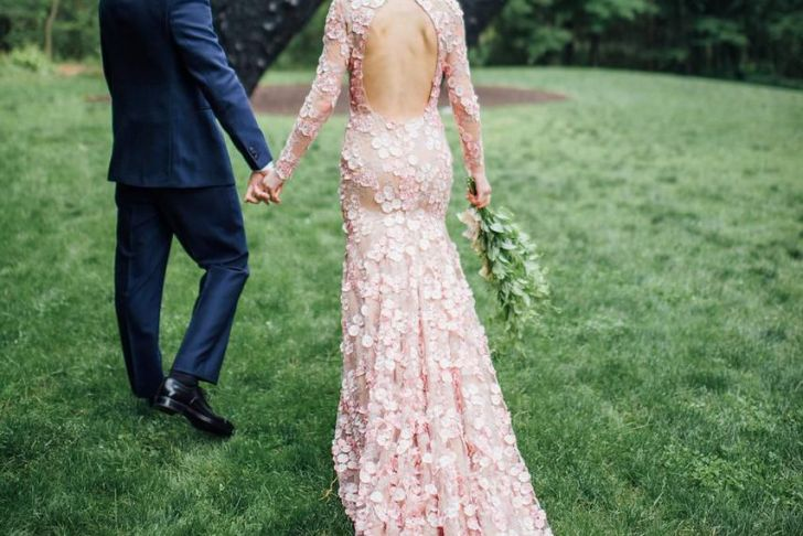 Wedding Dresses for Civil Ceremonies Best Of 11 Colored Wedding Dresses You Can Wear Other Than White
