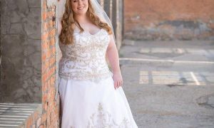 30 Inspirational Wedding Dresses for Curvy Brides