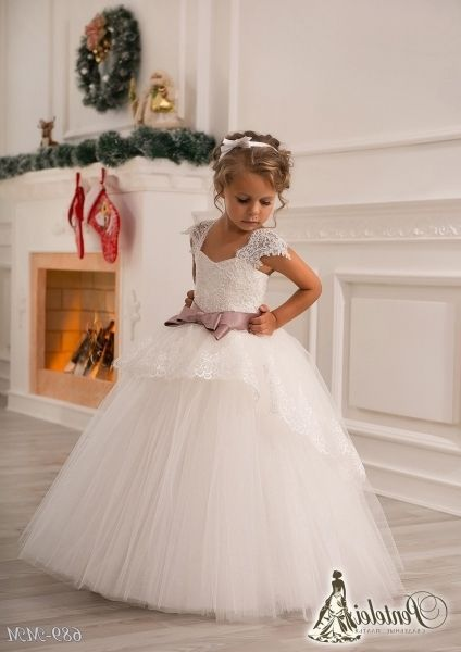 infant girl wedding dresses new gorgeous baby dress wedding sewing pinterest