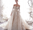 Wedding Dresses for Girls Luxury Beautiful Off Shoulder Long Sleeve Vintage Lace Retro Ball