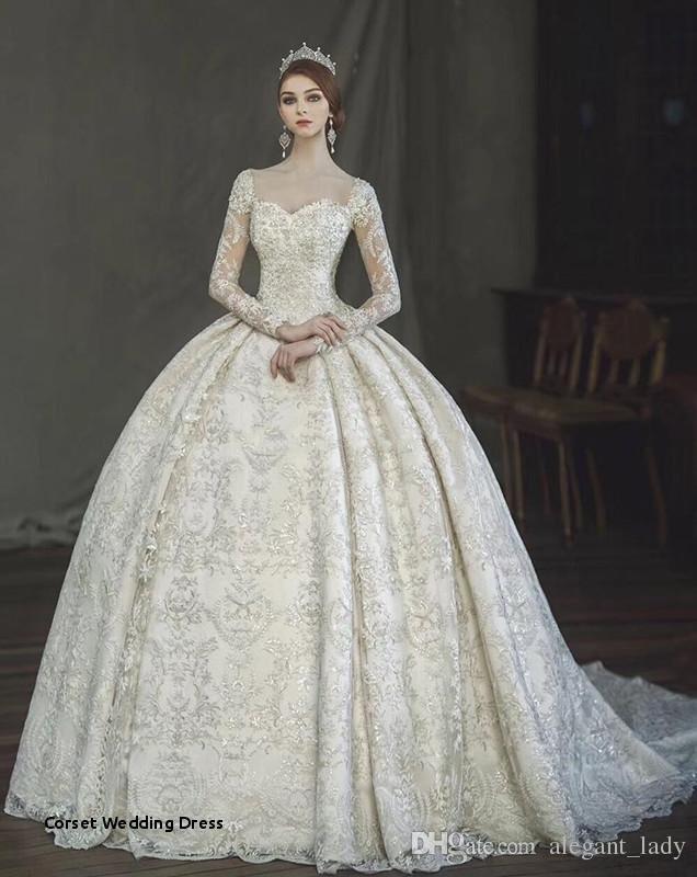 wedding dresses 2018 corset wedding dress media cache ak0 pinimg 736x 0d 87 7e elegant