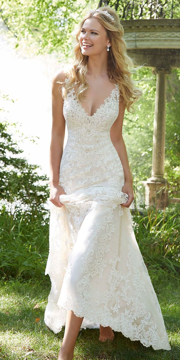 Wedding Dresses for Larger Busts Fresh Fall In Love with these Charming Rustic Wedding Dresses