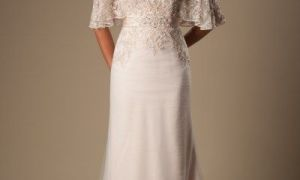 20 Awesome Wedding Dresses for Older Brides Plus Size