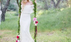 20 Fresh Wedding Dresses for Outdoor Weddings