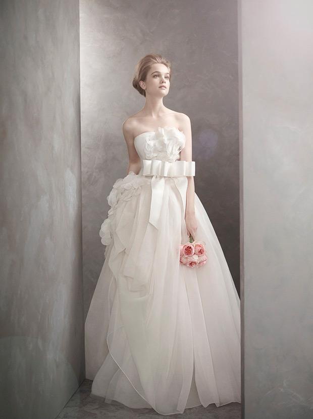 Vera Wang A to Z of wedding dress designers
