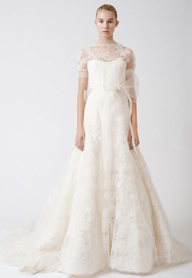 Wedding Dresses for Petite Brides Vera Wang Awesome Vera Wang