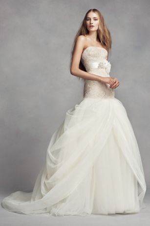 wedding gown petite unique white by vera wang wedding dresses and gowns