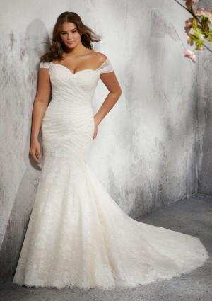 mori lee 3247 lucia trumpet silhouette plus size bridal dress 01 420