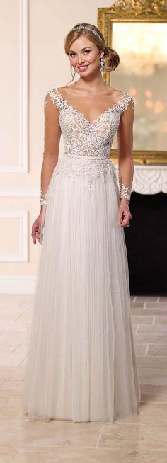 3631acf3797c86ee7c2e0bf1d53d1449 wedding dresses simple elegant gorgeous wedding dress