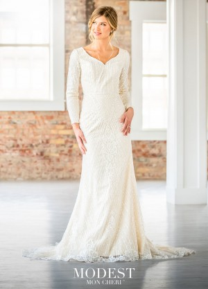 modest bridal by mon cheri tr lace wedding dress 01 681
