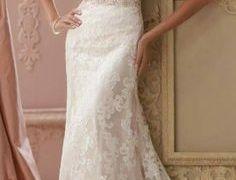 24 Lovely Wedding Dresses for Tall Brides