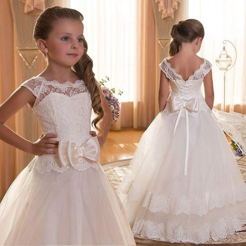 Wedding Dresses for Teenagers Luxury Kids Dresses for Girls Wedding Dress Teenagers evening Party Princess Dress for Girls Easter Costume 3 12 Years Vova