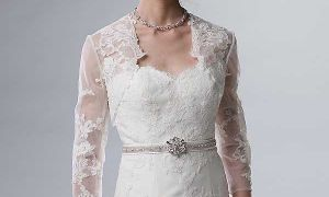 21 Luxury Wedding Dresses for Women Over 60