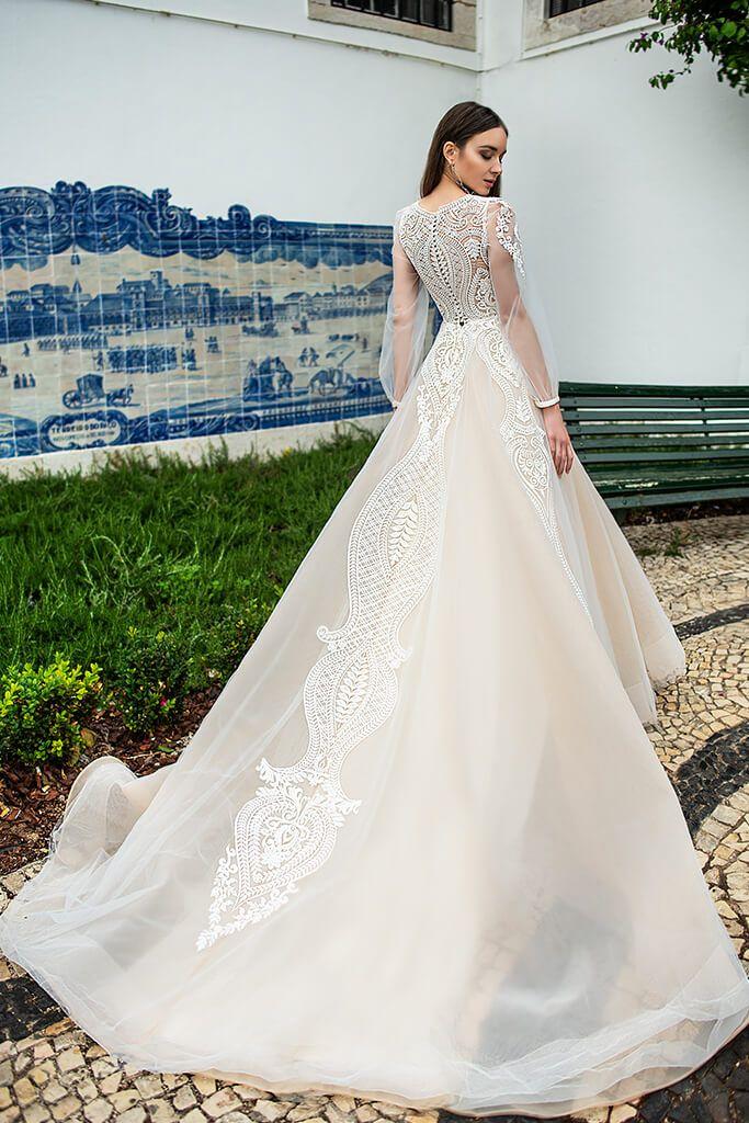 Wedding Dresses Fresno Ca Lovely Lexie Wedding Dress by Oksana Mukha