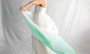 28 Unique Wedding Dresses Green