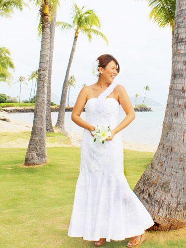 Wedding Dresses Honolulu Beautiful Hawaiian White Dress Hawaiian Wedding Dresses