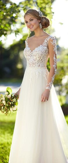 ee54f28d4327ab54ead407ea90f spring wedding dresses wedding dresses photos