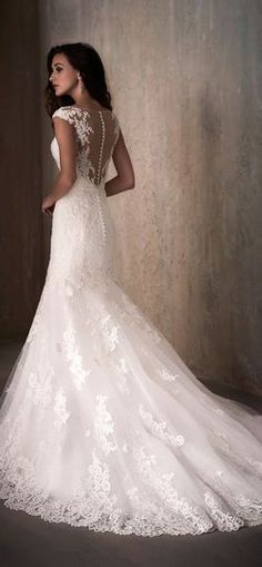 0da6aef7b87bd3a64b9f8fdcc1bf17da elegant wedding dress mermaid wedding dresses