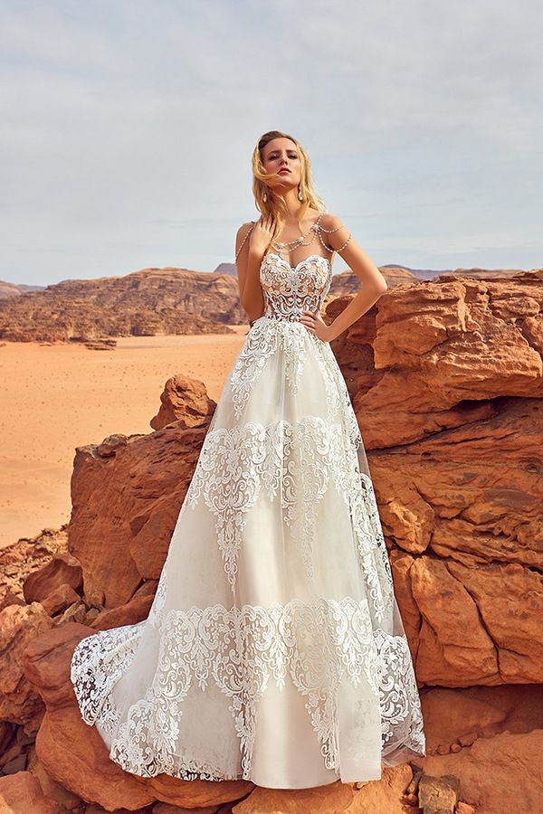 best wedding gowns elegant preview oksana mukha wedding dresses 2018