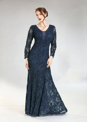 ursula of switzerland missy allover lace formal dress 01 690